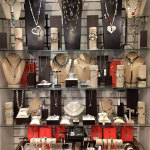 UNO de 50 Jewelry is made in Spain. They have been silver plated 15 times, and are limited edition pieces.